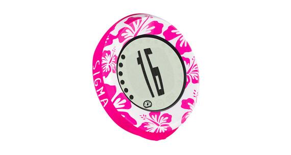 SIGMA SPORT MySpeedy - Ciclocomputadores inalámbricos - rosa/blanco
